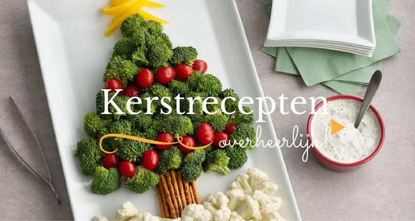Overheerlijke kerstrecepten