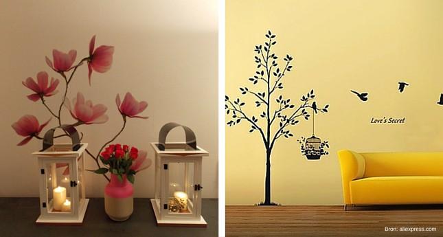 Muurdecoratie woonkamer? 5 ideeën voor je huis | Kleurvol Wonen