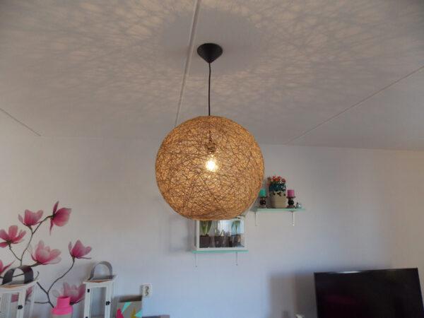 hanglamp van henneptouw