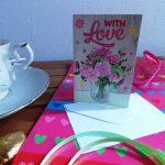 diy moederdag cadeau kaart