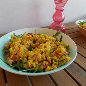 spaanse paella recept met chorizo
