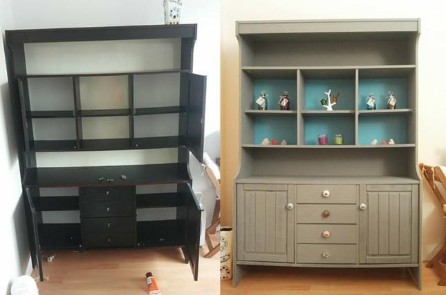 Oude meubels laten opknappen kleurvol wonen