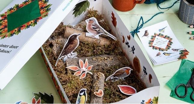 Kinderworkshops intratuin weert - vogelkijkdoos