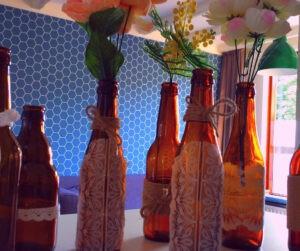 vaasjes maken van bierflesjes - ua