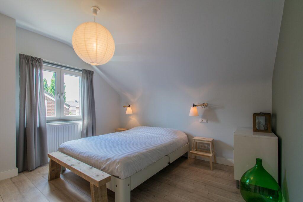 Verkoopstyling Neerbeek slaapkamer