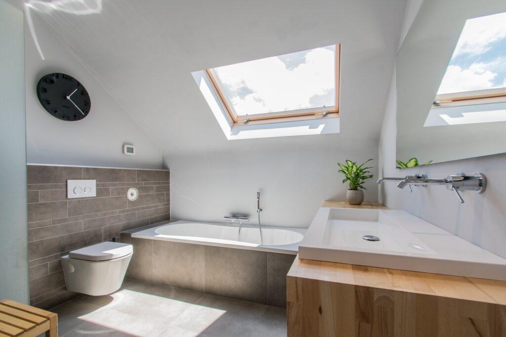 Verkoopstyling Neerbeek badkamer
