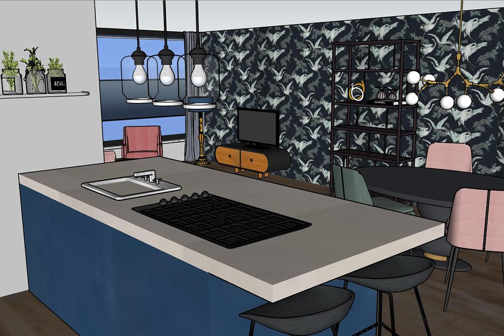 interieuradvies thuis geleen - keuken