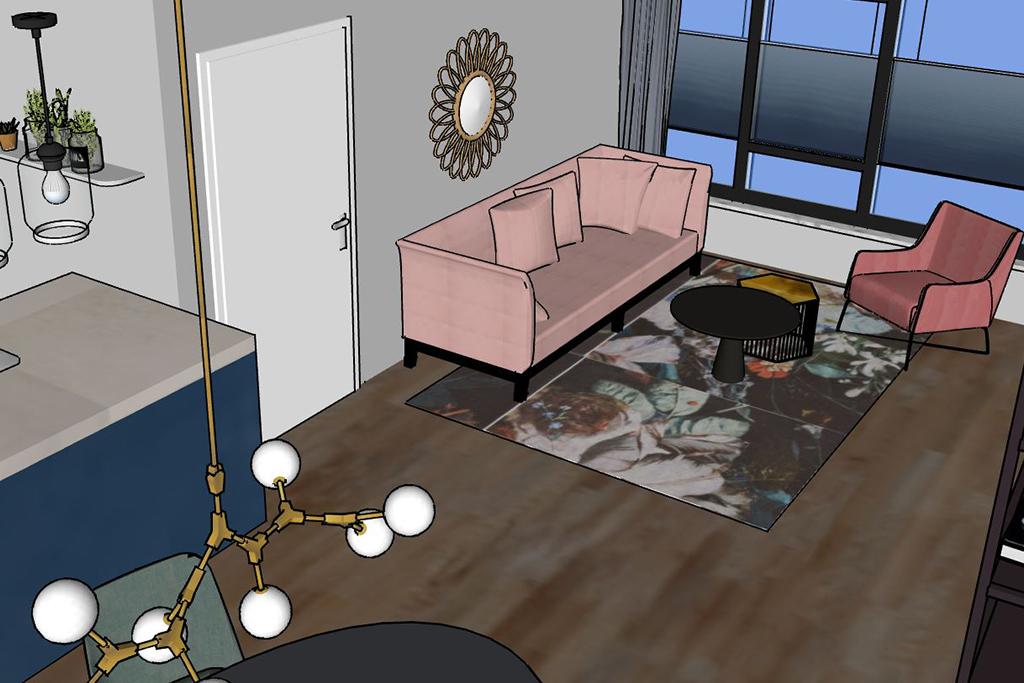 interieuradvies thuis geleen - woonkamer 2