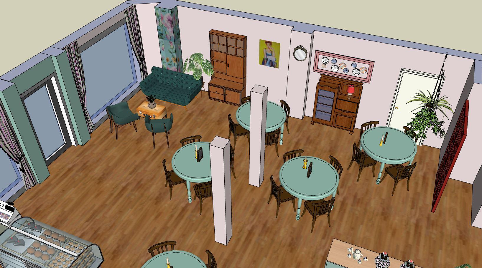 zithoekje lunchroom